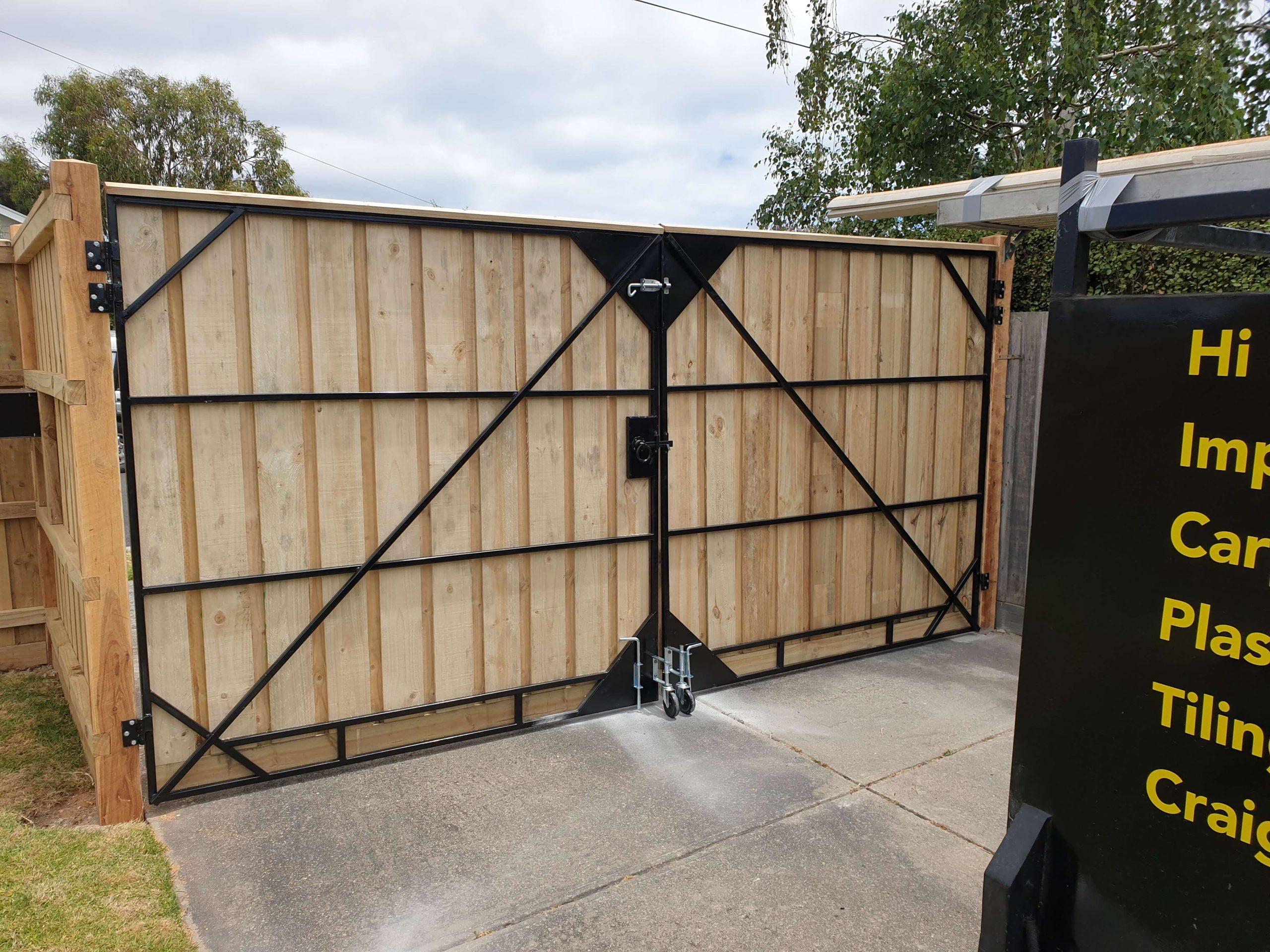 made to order gates